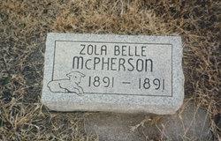 Zola Belle McPherson