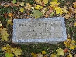 Frances Elizabeth <i>Dalton</i> Frazier