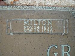 Milton Groover