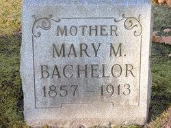 Mary Melissa <i>Moseley</i> Bachelor