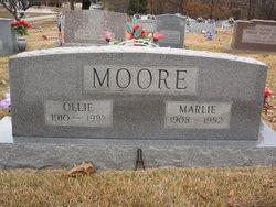 Ollie Mabel <i>Massengill</i> Moore