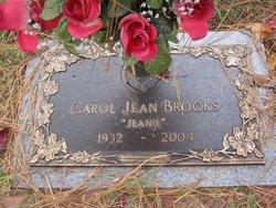 Carol Jean Jeanie Brooks