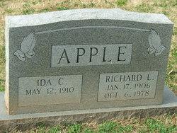 Ida <i>Carter</i> Apple