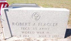 Robert A Flagler, Jr