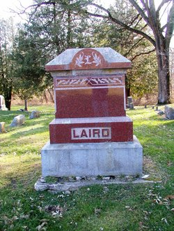 Hugh Barr Laird
