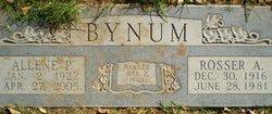 Rosser Anderson Bynum