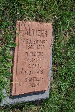 George Edward Altizer
