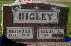 Clifford Cliff Higley
