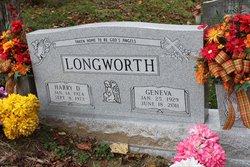 Harry Douglas Longworth