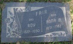 Anna M Fair