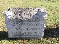 Shadrach A. Archer
