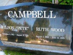 Mary Ruth Mimi <i>Wood</i> Campbell