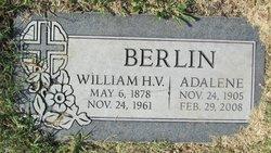 Adalene Peggy <i>Burkhardt</i> Berlin