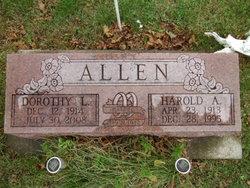 Harold A. Allen