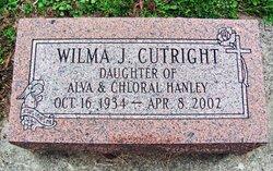 Wilma J. <i>Hanley</i> Cutright