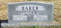 Betty J. Baker