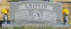 Relma Ailene <i>Cobb</i> Griffin