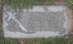 William Kent Butch Carr