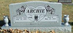 Paul Dean Archie