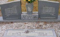 Lela F. M. Adams