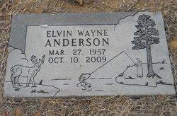 Elvin Wayne Anderson