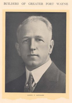 Harry F Metzner