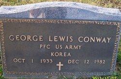 George Lewis Conway