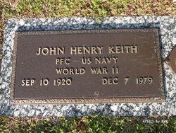 John Henry Keith