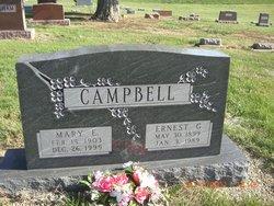 Ernest G Campbell
