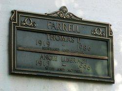 Angelina Angie <i>Liberace</i> Farrell