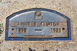 Ann Elizabeth Annie <i>Eudy</i> Clinton