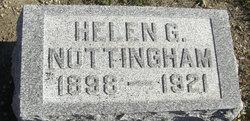 Helen G Nottingham