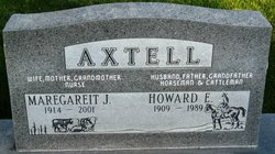 Maregareit J. <i>Prest</i> Axtell