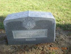 Hannah N Corson