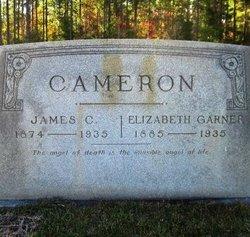 Elizabeth Lizzie <i>Garner</i> Cameron