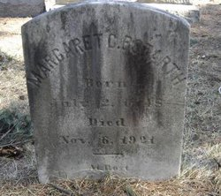 Margaret C. <i>MacIntosh</i> Bozarth