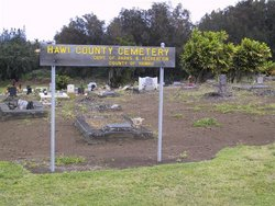 Hawi County Cemetery