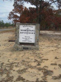 Moore's Chapel Baptist Church Cemetery