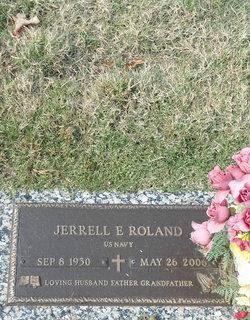 Jerrell E. Jerry Roland