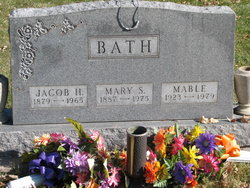 Jacob H Bath