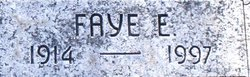 Faye E. <i>Chastain</i> Alumbaugh