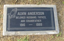 Alvin H. Anderson