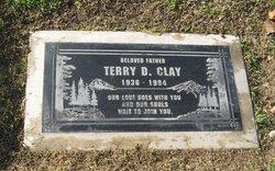 Terrell Dean Terry Clay