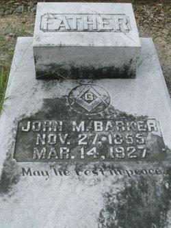 John McKinney Mack Barker