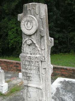 Fritz Alvis Barker