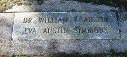 Dr William Earle Austin