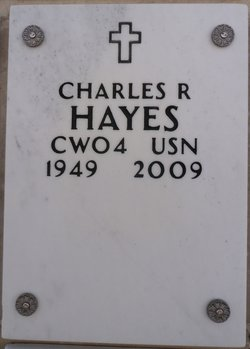 Charles R. Chuck Hayes