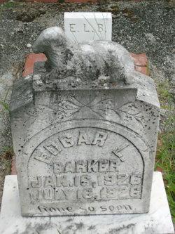 Edgar L Barker
