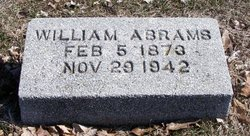 William Abrams