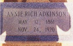 Daveann Annie <i>Rich</i> Adkinson